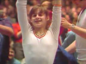 nadia comaneci floor exercise 1976 american cup youtube