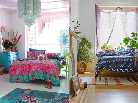bohemian style bedroom design ideas design trends