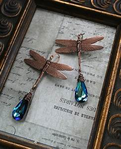 From The Gilded Dragonfly Damselflies Copper By