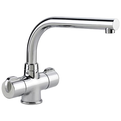 mixer tap sink kitchen rangemaster taps monobloc chrome sinks lever dual parts handle twin single mobile service contemporary ring kit