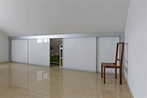 Möbel Dachschräge Ikea : schrank in der dachschr ge nach mass dachschr genschrank halbhoch und doppelt tief als b ro und ~ Michelbontemps.com Haus und Dekorationen