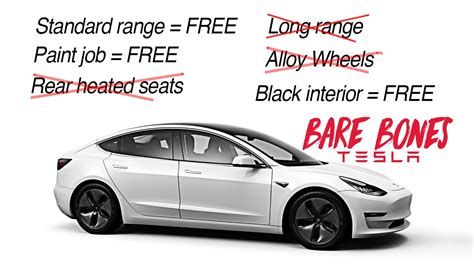 View Cheapest Tesla 3 With Navigation Background