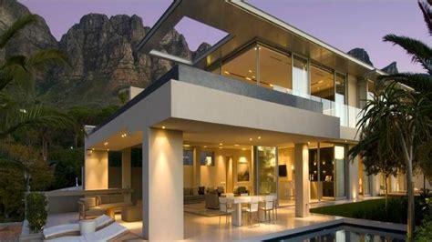 ultra modern house plans modern  floor house plans