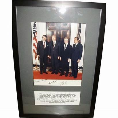 Signatures Presidential Autographs Presidents Rare
