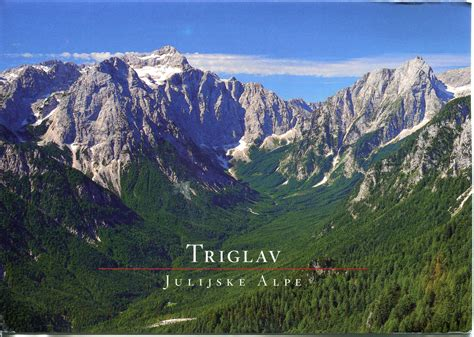 Triglav – Julian Alps | Remembering Letters and Postcards