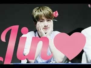 BTS Jin Cute