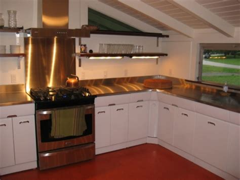 Vintage Metal Kitchen Cabinets Manufacturers by Steel Kitchen Cabinets History Design And Faq Retro