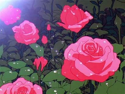Anime Roses Heart