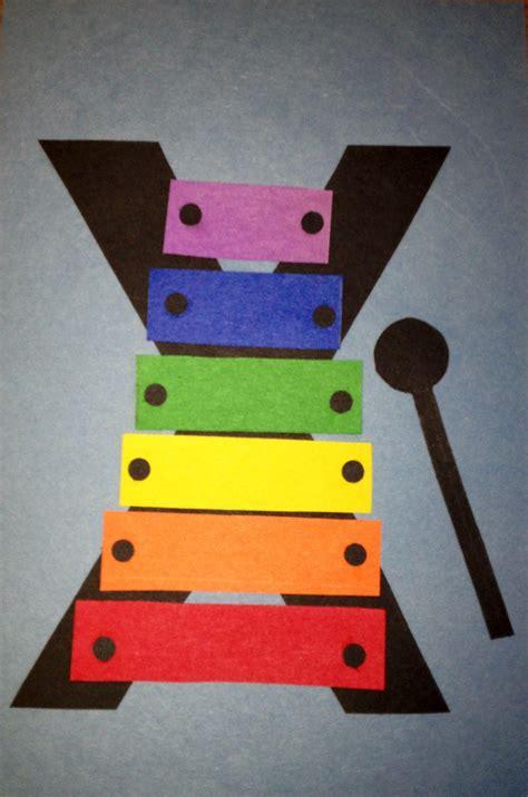 letter c craft ideas preschool letter x craft preschool letter crafts 4859