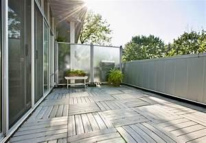Milchglas Für Balkon : sichtschutz f r terrasse oder balkon ~ Markanthonyermac.com Haus und Dekorationen