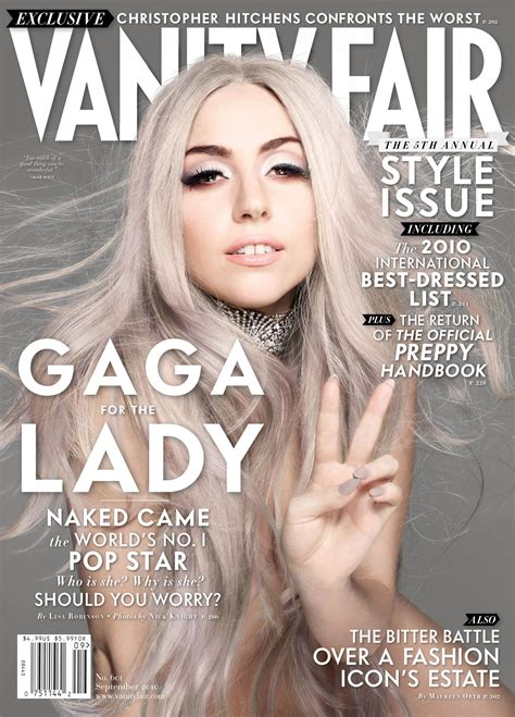 vanity fair magazine image vanity fair jpg gagapedia