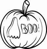 Pumpkin Coloring Printable Ghost Pages Pumpkins Supplyme Sheets Printables Getdrawings Drawing Fabulous sketch template