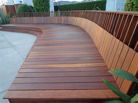 ipe decking ipe wood deck refinishing
