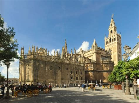 Kathedrale von Sevilla – Wikipedia