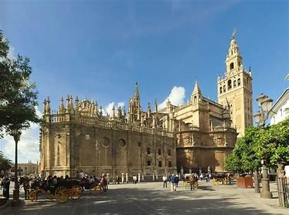 Cathedral Wikipedia Seville Sevilla
