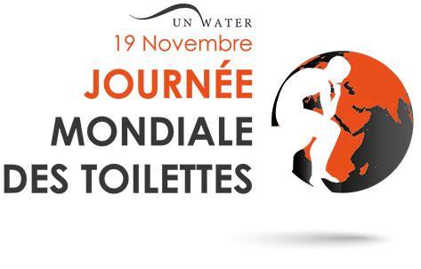 journ 233 e mondiale des toilettes 4 5 milliards de personnes dans le monde priv 233 es de toilettes