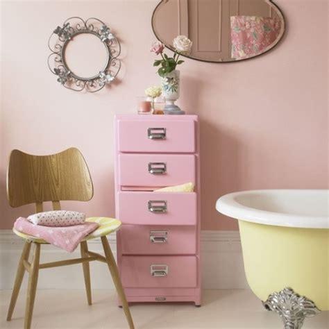 Pink Bathroom Wall Decor by Une Salle De Bain De Fille Cocon De D 233 Coration Le