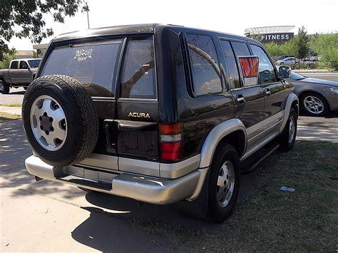 1997 Acura Slx by 1997 Acura Slx Information And Photos Zombiedrive
