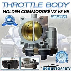 Holden Commodore Vz Ve V6 Alloytec Throttle Body Fly By
