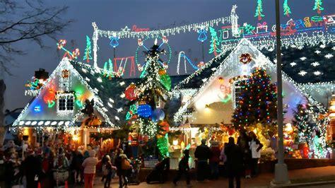 Glendora Christmas Lights 2017