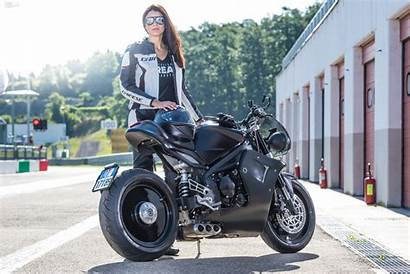 Triumph Triple Motorcycle Dream Street Italian 675