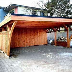 Carport Aus Polen Preise : flachdach carport mit 2 gro e bogen holzprodukte aus polen ~ Frokenaadalensverden.com Haus und Dekorationen