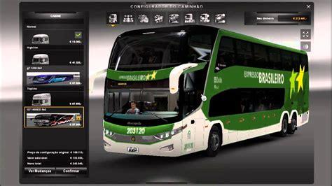 mod bus  euro truck simulator  instalando como