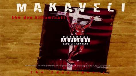 2pac Illuminati Theory by Makaveli The Don Killuminati The 7 Day Theory