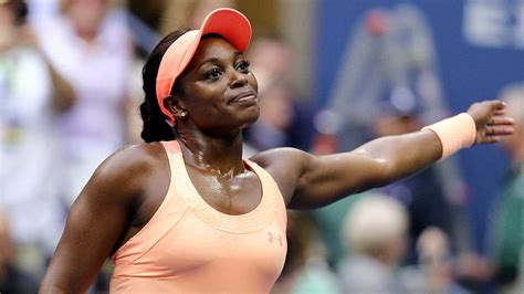 u s open tennis sloane stephens wins career grand slam with dominant performance