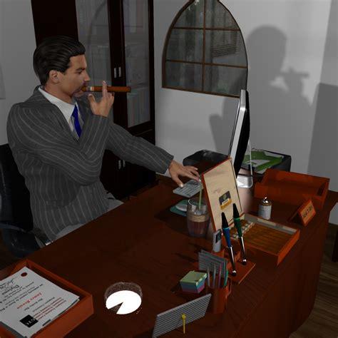 school headmaster office extended license  models