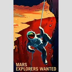 Mars Explorers Wanted Posters  Mars Exploration Program