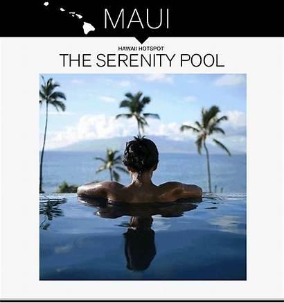Hawaii Maui Magazine Vacation Spots Lanai Oahu