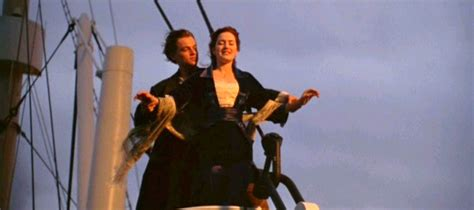 Titanic Boat Pose by Cult Review Titanic 1997 Kenneth Muir