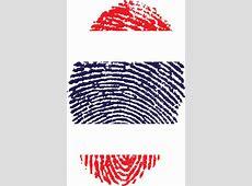 Free illustration Thailand, Flag, Fingerprint Free