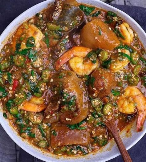 ogbono soup health benefits nigerian soups wives
