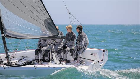 rs sailing poole harbour phil jackson rs sailing