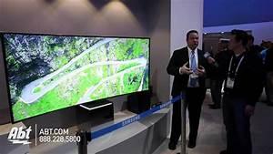 Samsung 82 U0026quot  21 9 Curved Suhdtv - Ces 2015