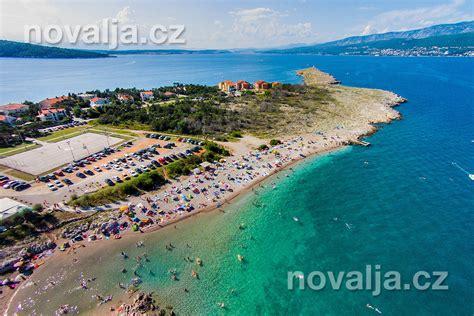 Pláže Šilo, Krk, Chorvátsko | NOVALJA