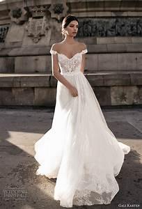 gali karten 2017 wedding dresses barcelona bridal With off the shoulder wedding dresses pinterest