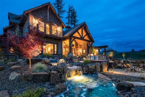 falls  hayden lake luxury real estate rl miller