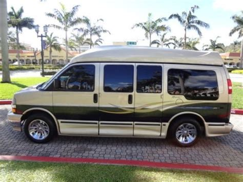 Buy Used 2007 Chevy Express Regency High Top Conversion