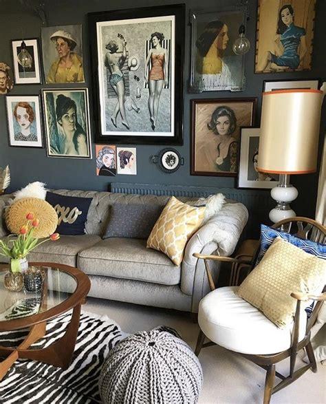 Dark features Home interior design Room decor House