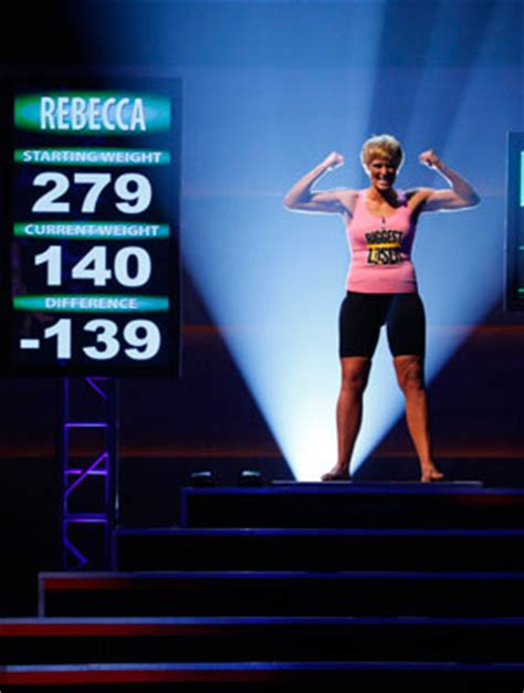 Rebecca Meyer Biggest Loser At Home Winner Season 8