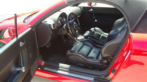 2005 Audi Tt Interior Pictures Cargurus