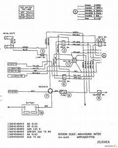 Ford Bronco Starter Solenoid Wiring