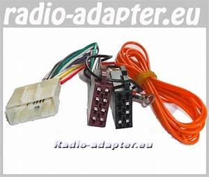 Nissan Nv200 Radio Adapter : nissan navara 2007 onwards car radio wire harness wiring ~ Kayakingforconservation.com Haus und Dekorationen