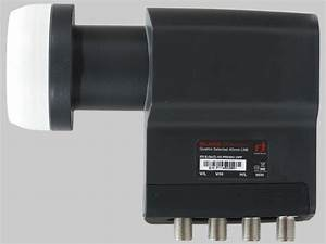 Quattro Lnb Multischalter : inverto black premium quattro lnb sat technik lnbs ~ Watch28wear.com Haus und Dekorationen