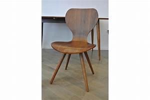 Chaise Bois Scandinave : chaise en bois design scandinave 199 sierra ~ Teatrodelosmanantiales.com Idées de Décoration