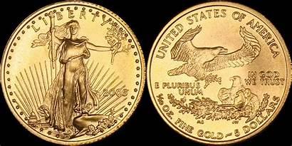 Gold Coin Oz Bullion 2005 Eagle 10th