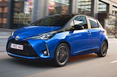 hybrid autos 2018 toyota yaris hybrid review 2018 autocar